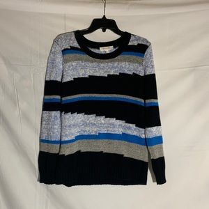 Black and blue two by Vince Camuto sweater